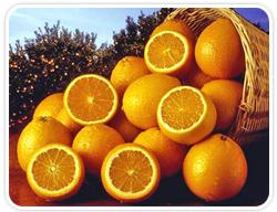 Naranjas: Fuente de Vitamina C