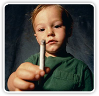 ¿Como prevenir que tus hijos no fumen?