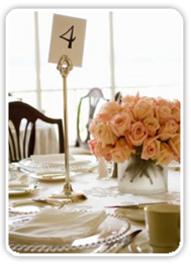 Mesas de Casamiento