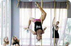 Poledance, bailar en el caño