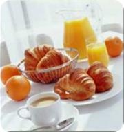 Buen desayuno!