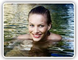 El agua y la piel