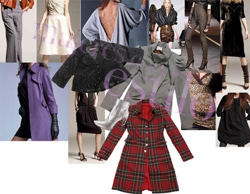 Moda para este otoño 2008