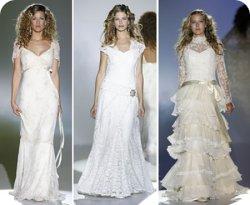 Elección vestido de novia