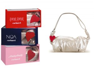 Ideas para regalar en el dia de la madre. Perfumes Cacharel
