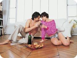 Las parejas y las dietas