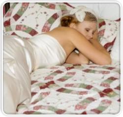 ¿Cómo evitar el insomnio antes de la boda?