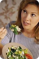 ostura en la que comes