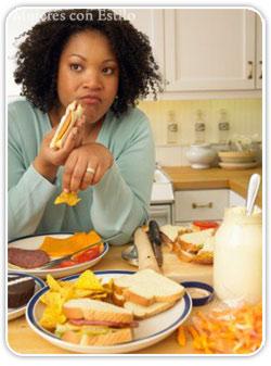 Nuevo transtorno alimentario: Binge Eating Disorder