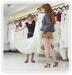 Tips para escoger tu vestido de novia