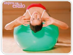 Ejercicios para relax: fit ball o pilates