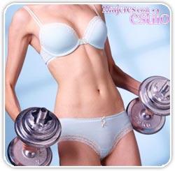 Ejercicios de Tonificación: pesas