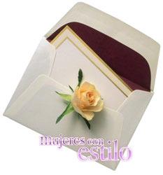 TIPS: Participaciones para la boda
