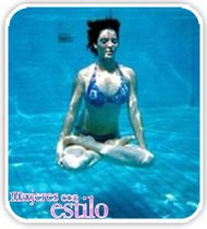 Woga o Yoga Subacuático