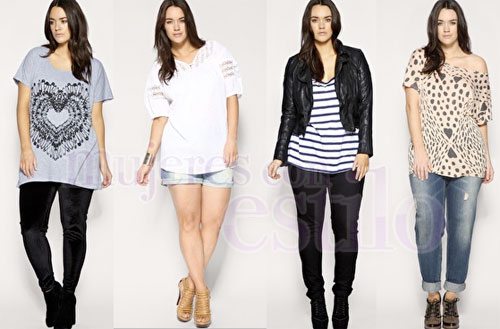 a4f83d6dd Genexus: 91272 moda para mujeres gorditas