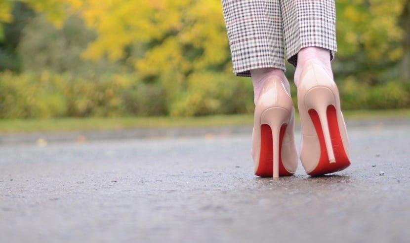 Zapatos de tacón claros de Zapatos de tacón de Louis Vuitton