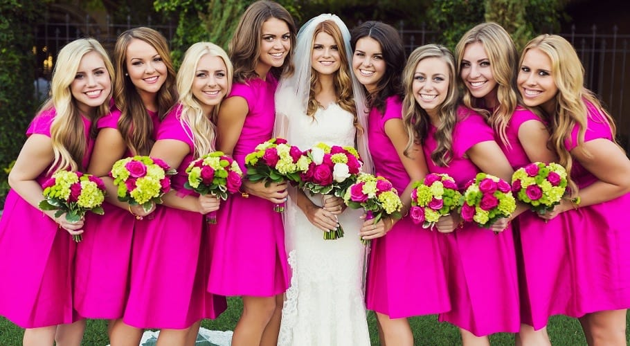 Estoy invitada a una boda, ¿qué me pongo?