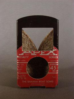 ipod vinilo Reciclando antiguos discos de vinilos