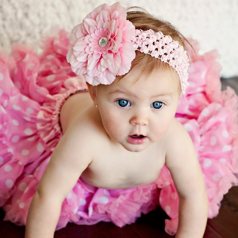 Vestidos para niñas, viste a tu hija muy guapa cada día