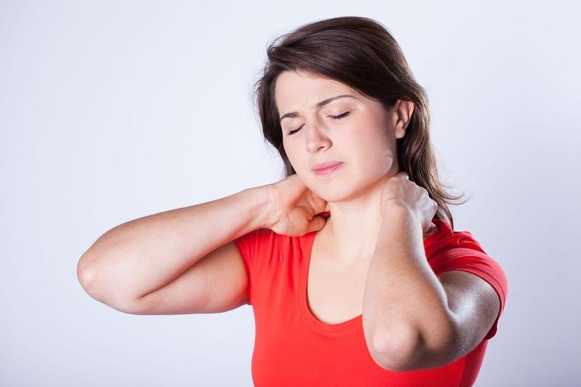 Ejercicio para descontracturar cuello