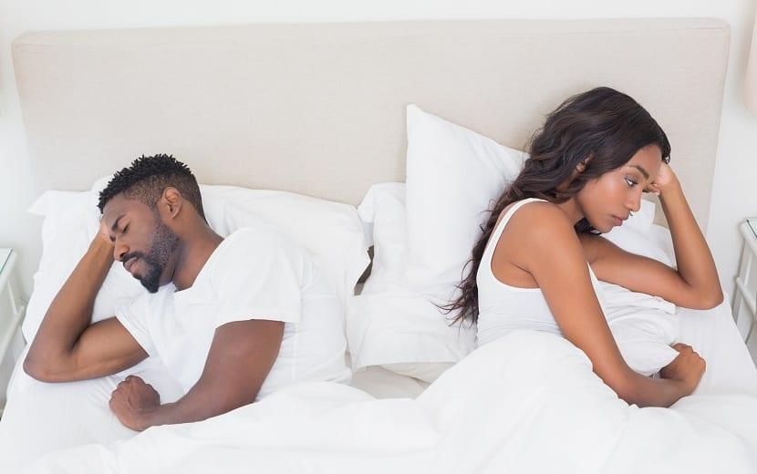 Cuando hay problemas de pareja se puede hablar con el sexólogo