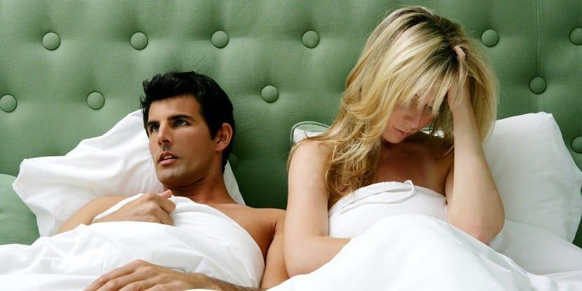 Problemas sexuales en la pareja
