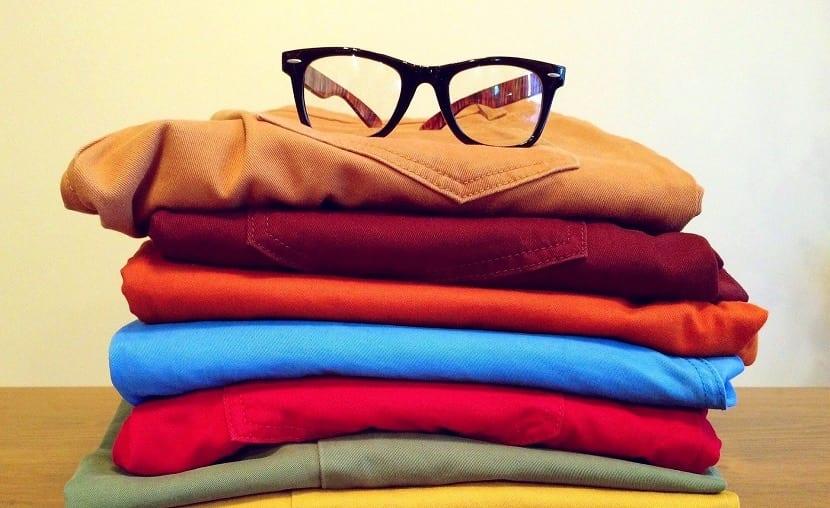 Colección de camisas