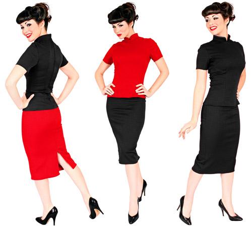 retro2 Vestidos retro años 50