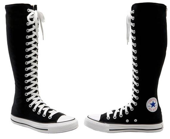 zapatillas converse altas