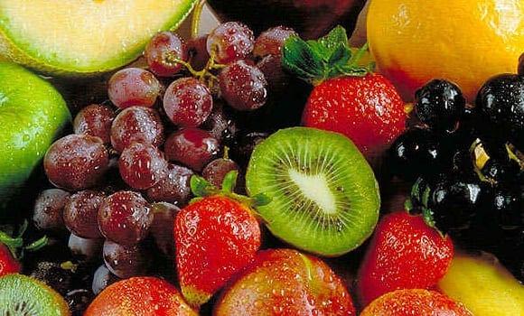Frutas y verduras que adelgazan