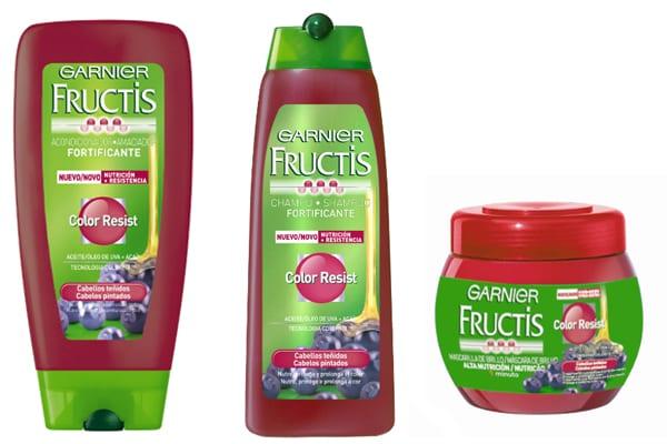 garnier fructis color resist lo hemos probado - Fructis Color Resist