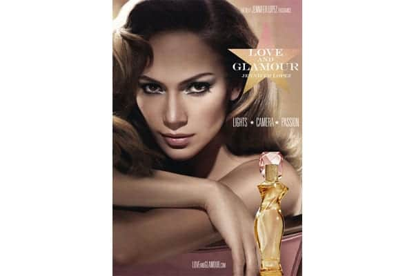 jlo1 Love and Glamour, la nueva fragancia de Jennifer López