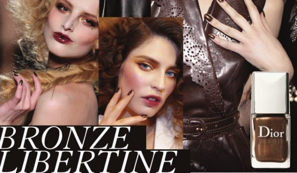 vernis bronze libertine dior 151791 11 Bronze Libertine de Dior