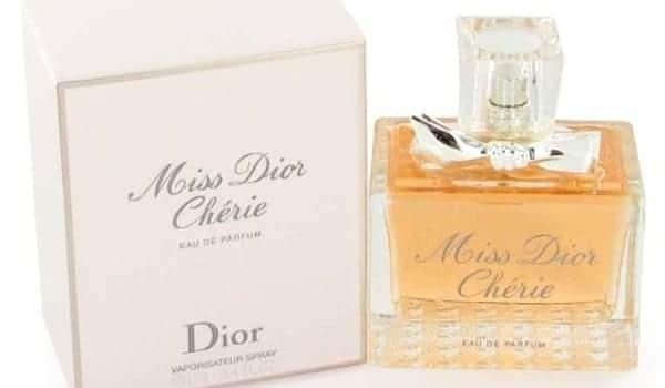 Miss Dior Cherie, el más fresco