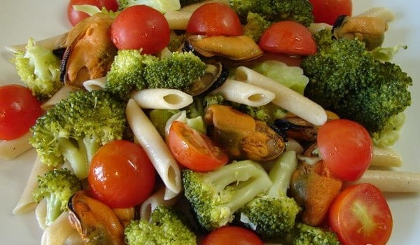 Ensalada de macarrones, ideal para este verano