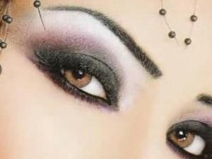 maquillaje sombras para los ojos