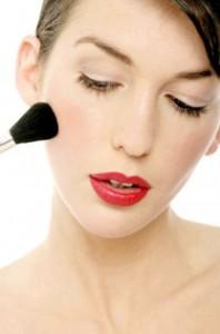 Maquillaje para rostros ovaladas