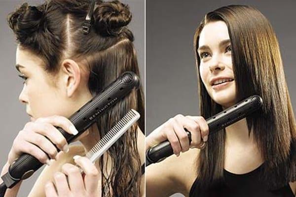 Consejos para usar las planchas del pelo