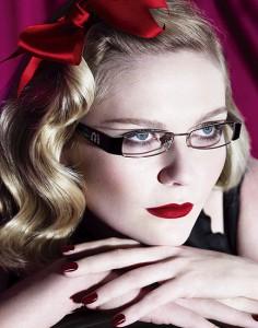 maquillaje según estilo de gafas