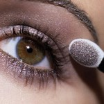 sombras de ojos en maquillaje