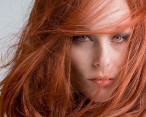 Las causas del cabello pelirrojo