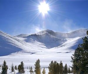 Cuidate del sol, también en invierno
