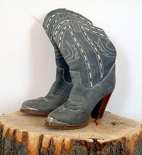 """Botas Cowboy""de Semi"