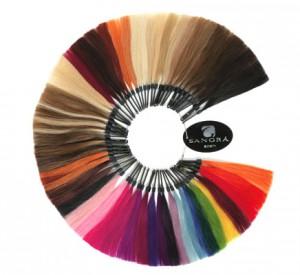 Escoger un color de cabello compatible