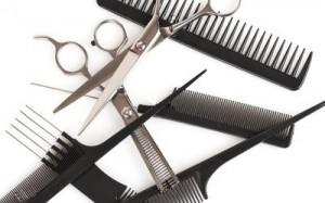 herramientas para el corte de cabello