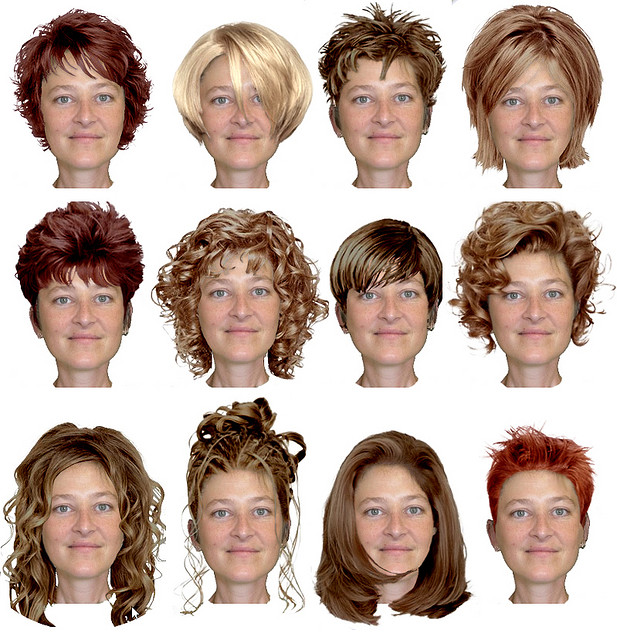 Cortes de pelo según tu forma de cara