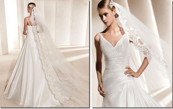 Vestido de novia Dïa La Sposa 2011
