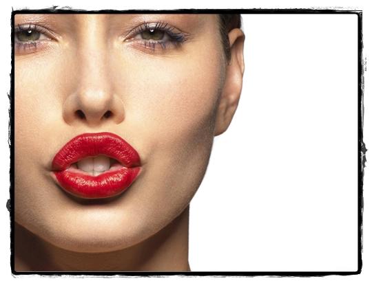 cómo maquillarte si vas a vestir de rojo