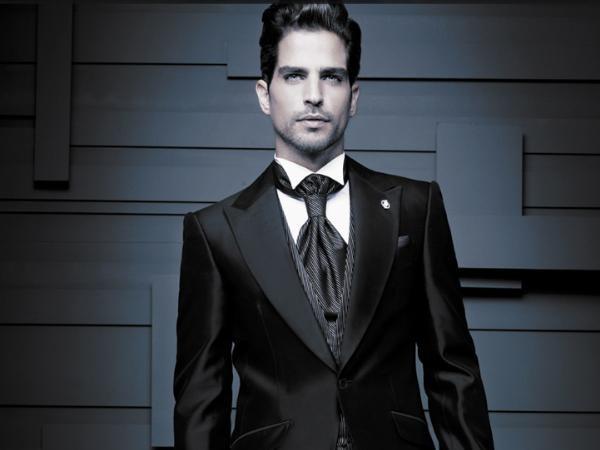 traje de boda para hombre