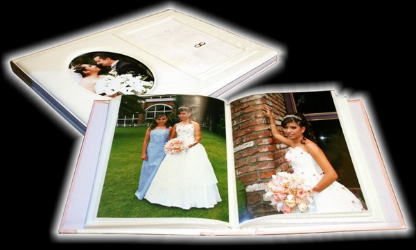 ideas para hacer el albúm de boda
